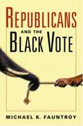 Book Cover: Republicans and the Black Vote.